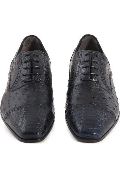 Mocassini 181Mcge511 7077 Erkek Klasik Ayakkabı