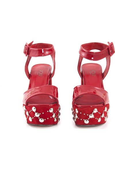 Rouge 181Rgk595 3187 Kadın Topuklu Ayakkabı