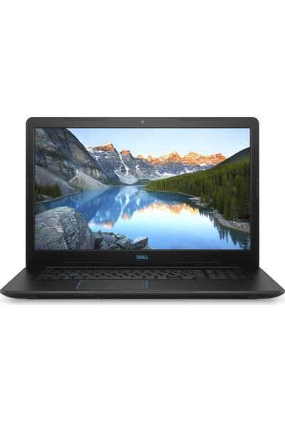 "Dell Gaming G317 Intel Core i7 8750H 16GB 1TB + 128GB SSD GTX1050Ti Freedos 17.3"" FHD IPS Taşınabilir Bilgisayar FB75D128F161C"