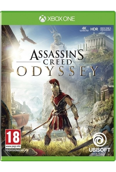 Assassin'S Creed Odyssey Xbox One Oyun