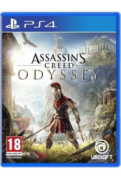 Assassin's Creed Odyssey PS4 Oyun