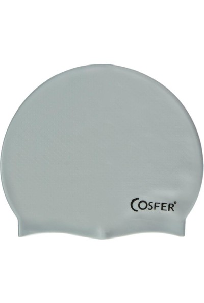 Cosfer CSF-1236-G Silikonlu Bone - Gri