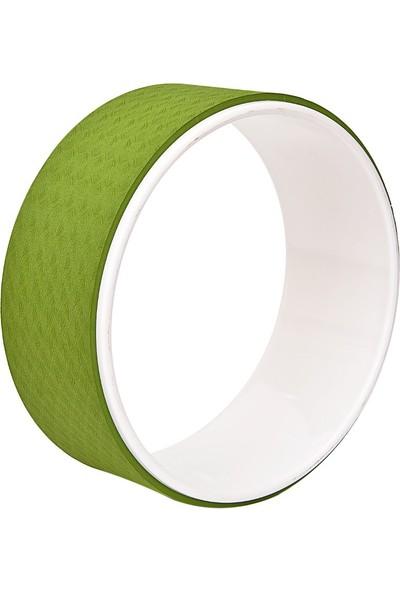 Cosfer CSF-108YB Pilates ve Yoga Whell Balance ( Yeşil - Beyaz )