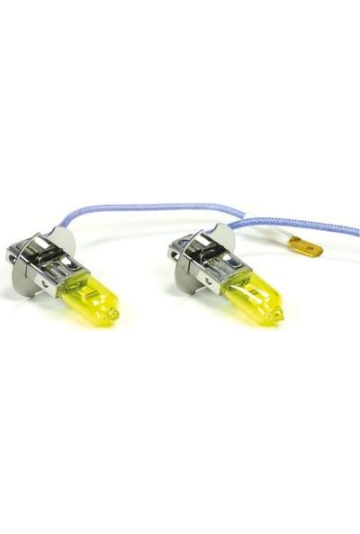Photon H3 12V 55W Koyu Sarı Işık PH5503 XY