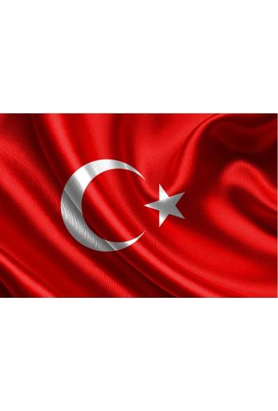 Gönder Bayrak Türk Bayrağı 80 x 120 cm