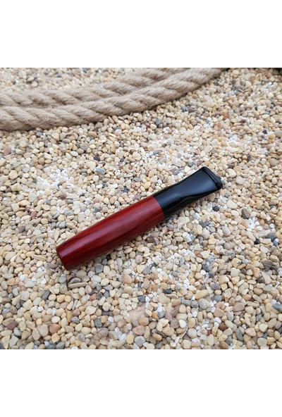 Falconetti Redsandalwood Ağacı 9mm. Normal Sigara Ağızlığı, Ağızlık py31
