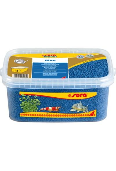 Sera Akvaryum Kumu Mavi 2-3 Mm 3 Lt