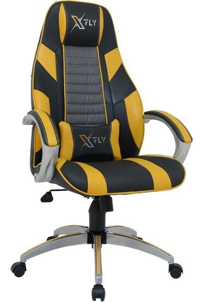 XFly Yeni Nesil Oyuncu Koltuğu - Sarı - 1535B0492