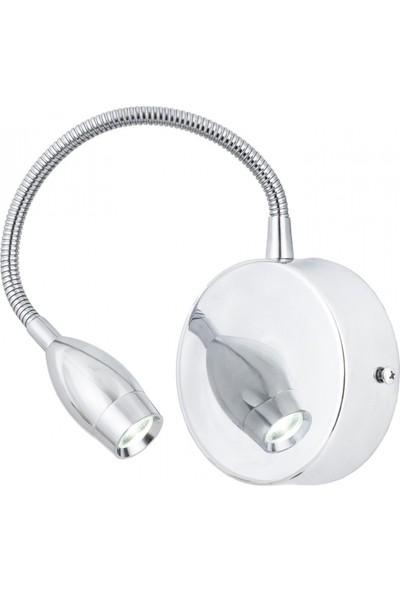 Avonni HAP-9065-LED Krom Kaplama Aplik