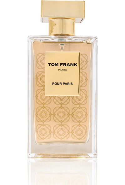 Tom Frank Pour Paris Bayan EDP 100Ml