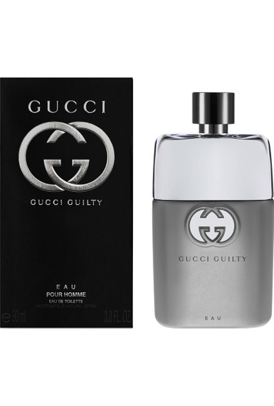 Gucci Guilty Eau Erkek EDT 90Ml