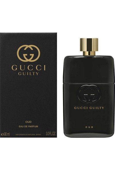 Gucci Guilty Oud Erkek EDP 90Ml