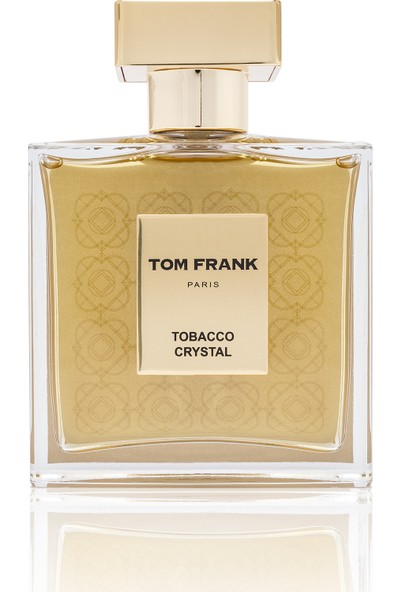 Tom Frank Tobacco Crystal Erkek EDP 100Ml