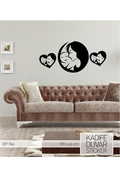 COART Kadife Duvar Sticker 100x46 cm DP-946