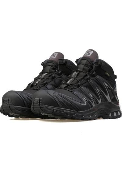 Salomon Siyah Erkek Outdoor Ayakkabısı L40765600 Xa Pro Mid Gtx