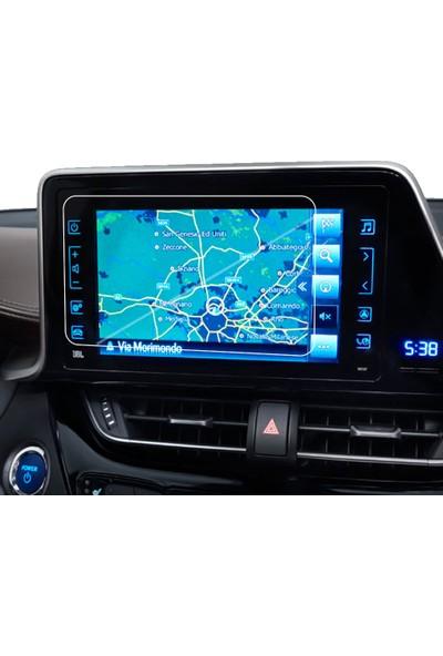 Ipg Toyota Chr 8 İnç Navigasyon Görünmez Ekran Koruyucu