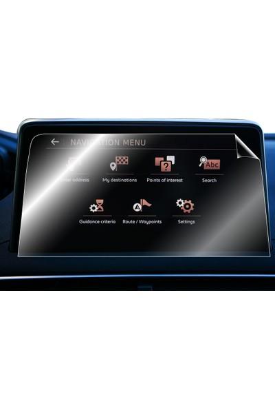 Ipg Peugeot 3008/5008 2018 8 İnç Görünmez Ekran Koruyucu