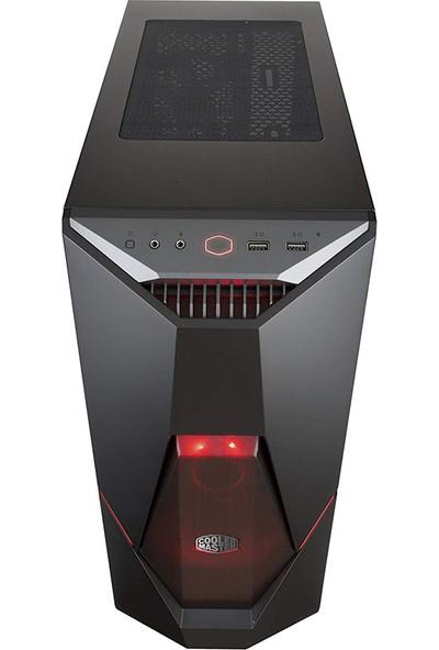 Cooler Master MasterBox K500L 600W 80+ USB 3.0 Pencereli MidTower Kasa MCB-K500L-KANA60-S00