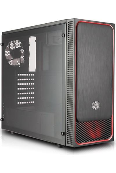 Cooler Master MasterBox E500L 600W USB 3.0 Pencereli MidTower Kasa MCB-E500L-KA5A60-S01