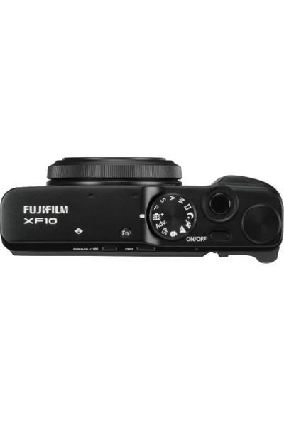 Fujifilm XF10 Aynasız Fotoğraf Makinesi ( Siyah )