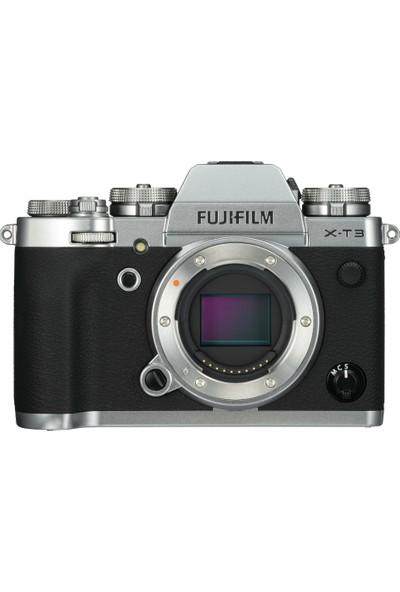 Fujifilm X-T3 Body ( Gümüş )