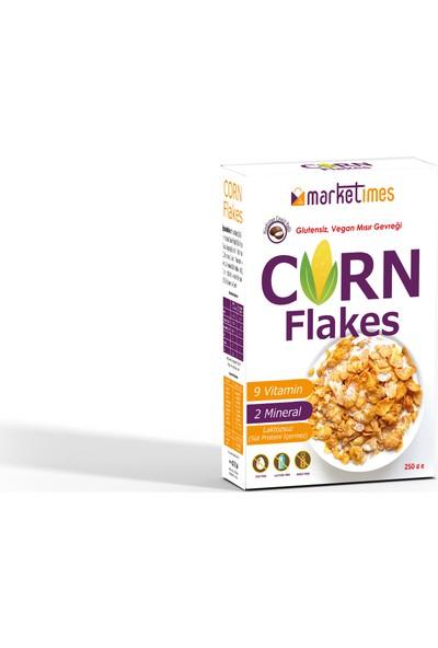 Corn Flakes Yerli Üretim Mısır Gevreği Glutensiz