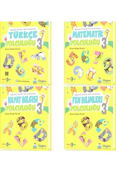 Üçgen 3. Sınıf İlkokul Yolculuğu Seti