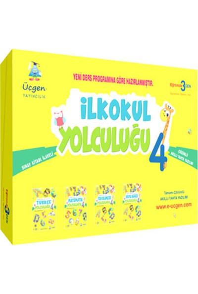 Üçgen 4. Sınıf İlkokul Yolculuğu Seti