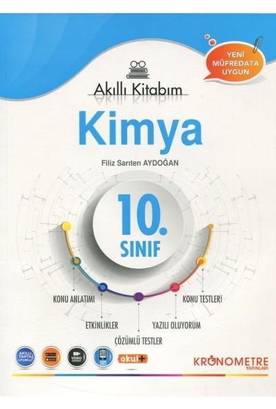 Kronometre 10. Sınıf Kimya Akıllı Kitabım