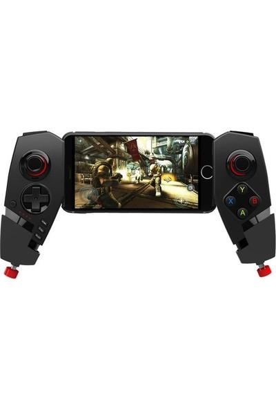 İpega 9055 Kablosuz Bluetooth Joystick Oyun Konsolu - Kolu iOS-Android-Smart TV ile Uyumlu
