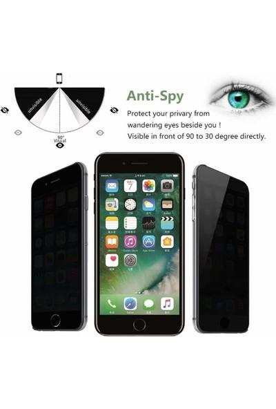 AntDesign Privacy Gizli Görünmez iPhone 8 Ekran Koruyucu Cam