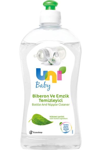 Uni Baby Biberon Emzik Temizleyici 500 ml