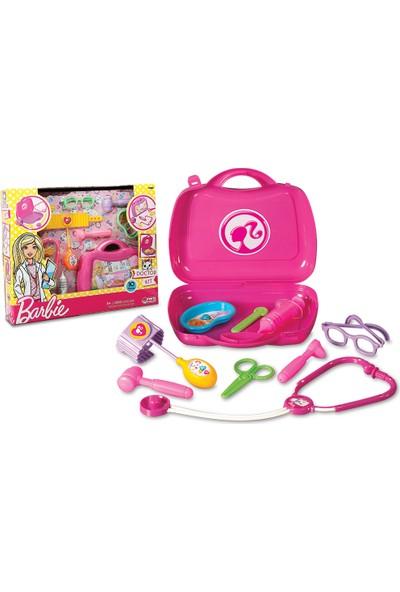 Dede Barbie Hemşire Doktor Seti Medikal Set Oyuncak Lisanslı