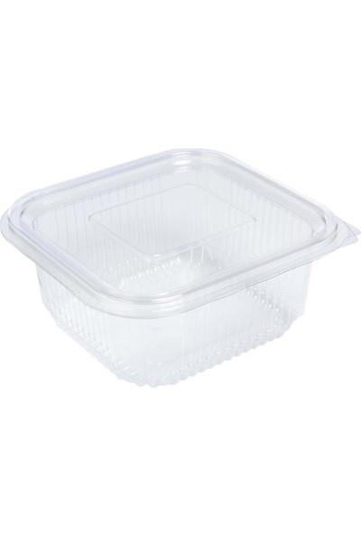 Plastik Sızdırmaz Kap 250 gr 100 adet