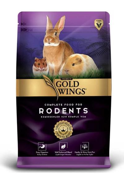 Gold Wings Premium Kemirgen Yemi 750 Gr