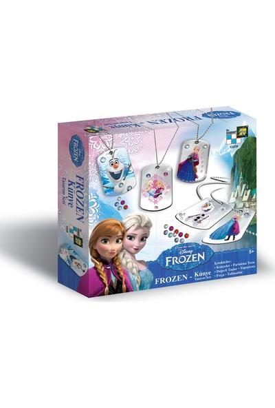 Disney Frozen Künye Tasarım Seti