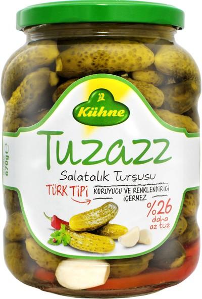 Kühne Tuzazz Salatalık Turşusu 670 gr