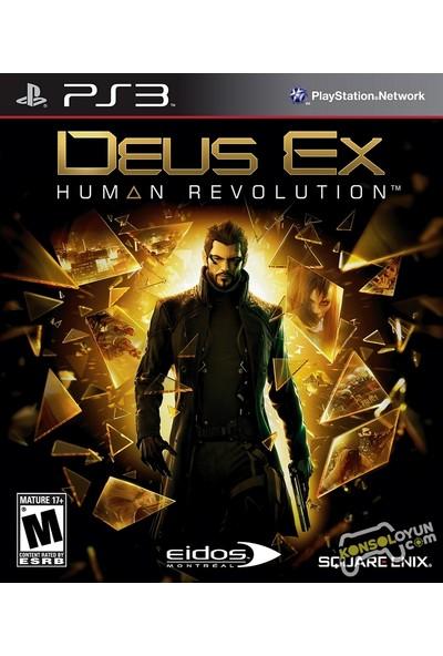 Deus Ex Ps3