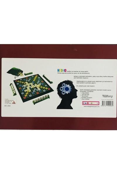 Hobi Eğitim Dünyası Kelime Üretme Akıl Ve Zeka Oyunu