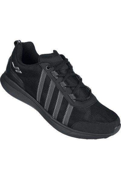 Lescon L-6020 Siyah Erkek Easystep Spor Ayakkabı
