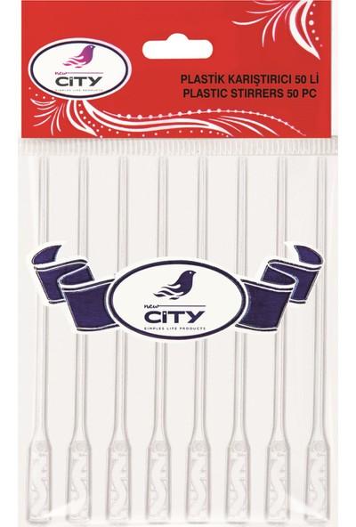 New City Plastik Karıştırıcı 50 Li