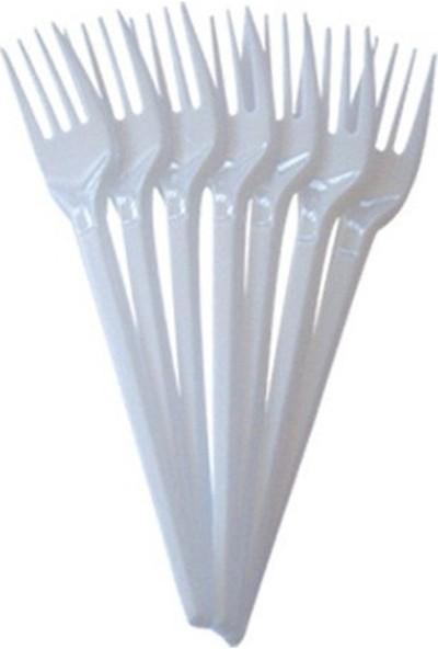 Sarf Plastik Çatal 100Lü