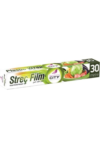 New City Streç Film 30 Mt.