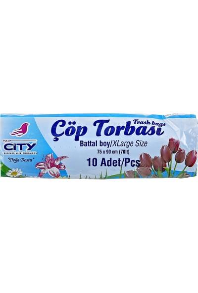 New City Çöp Torbasi 70 Lt Battal