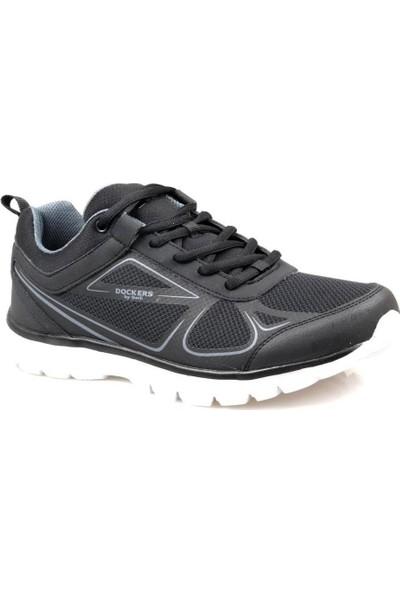 Dockers 224701 Siyah Erkek Comfort/Rahat Ayakkabı
