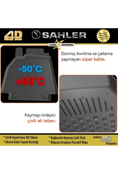 Sahler Kia Sportage 2016+ 4.5D Paspas Siyah