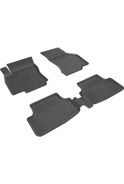 Sahler Seat Leon 2013 - 2018 4.5D Paspas Siyah