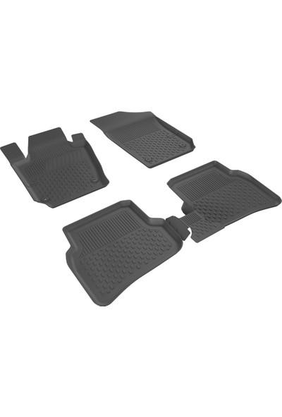 Sahler Volkswagen Polo 2010-2017 4.5D Paspas Siyah