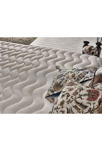 Therapy Bedding Navy Visco Yaylı Çift Kişilik Yatak 160x200 cm
