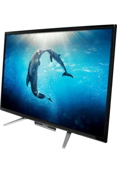 Digipoll 32 İnc Dahili Uydu Alıcılı Led Tv